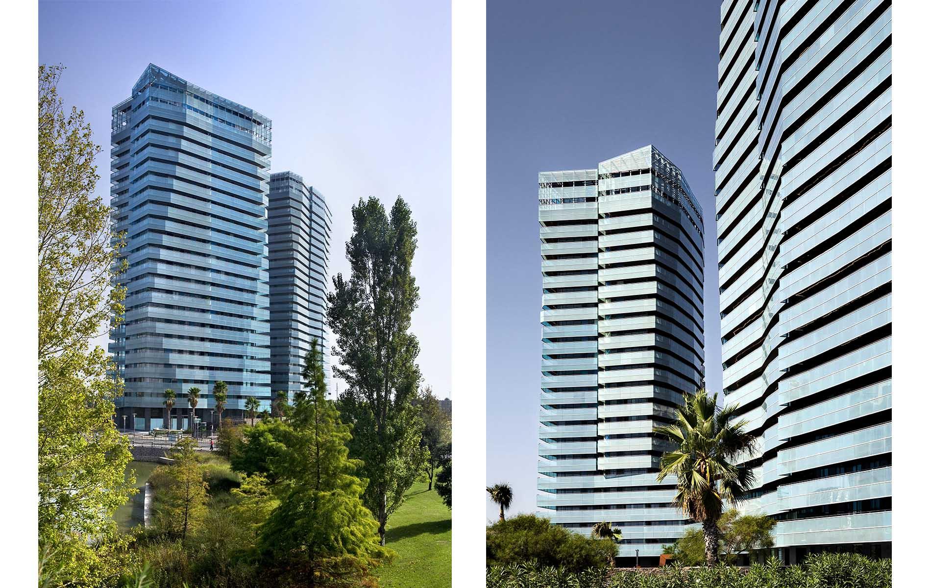 barcelona,rafaelvargas photo,building glass facade,diagonal mar