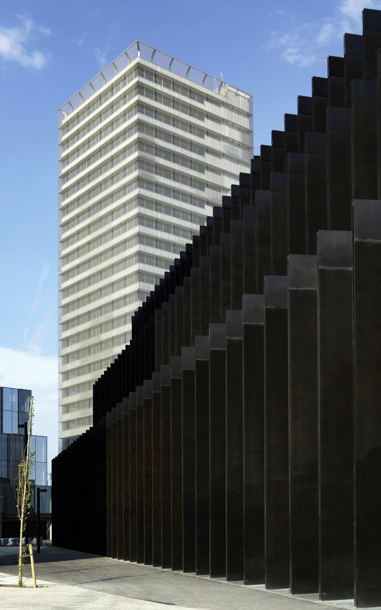 Plaza Europa 31, RCR Architects,rafaelvargas photo