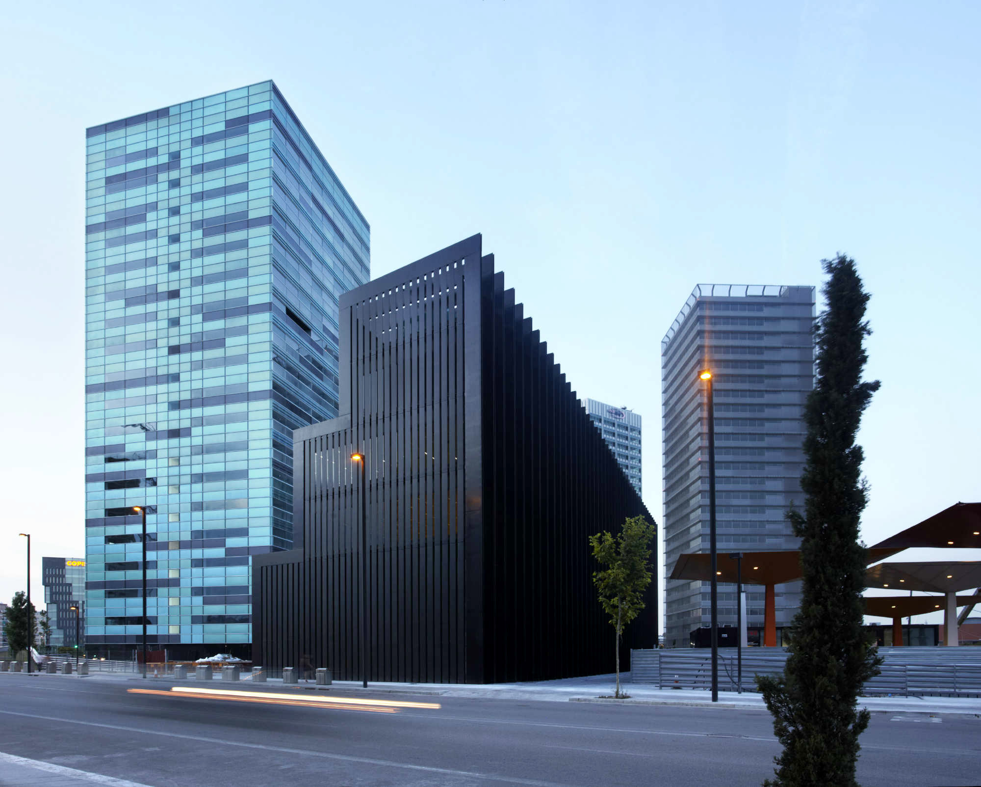 Plaza Europa 31, RCR Architects,rafaelvargas photo