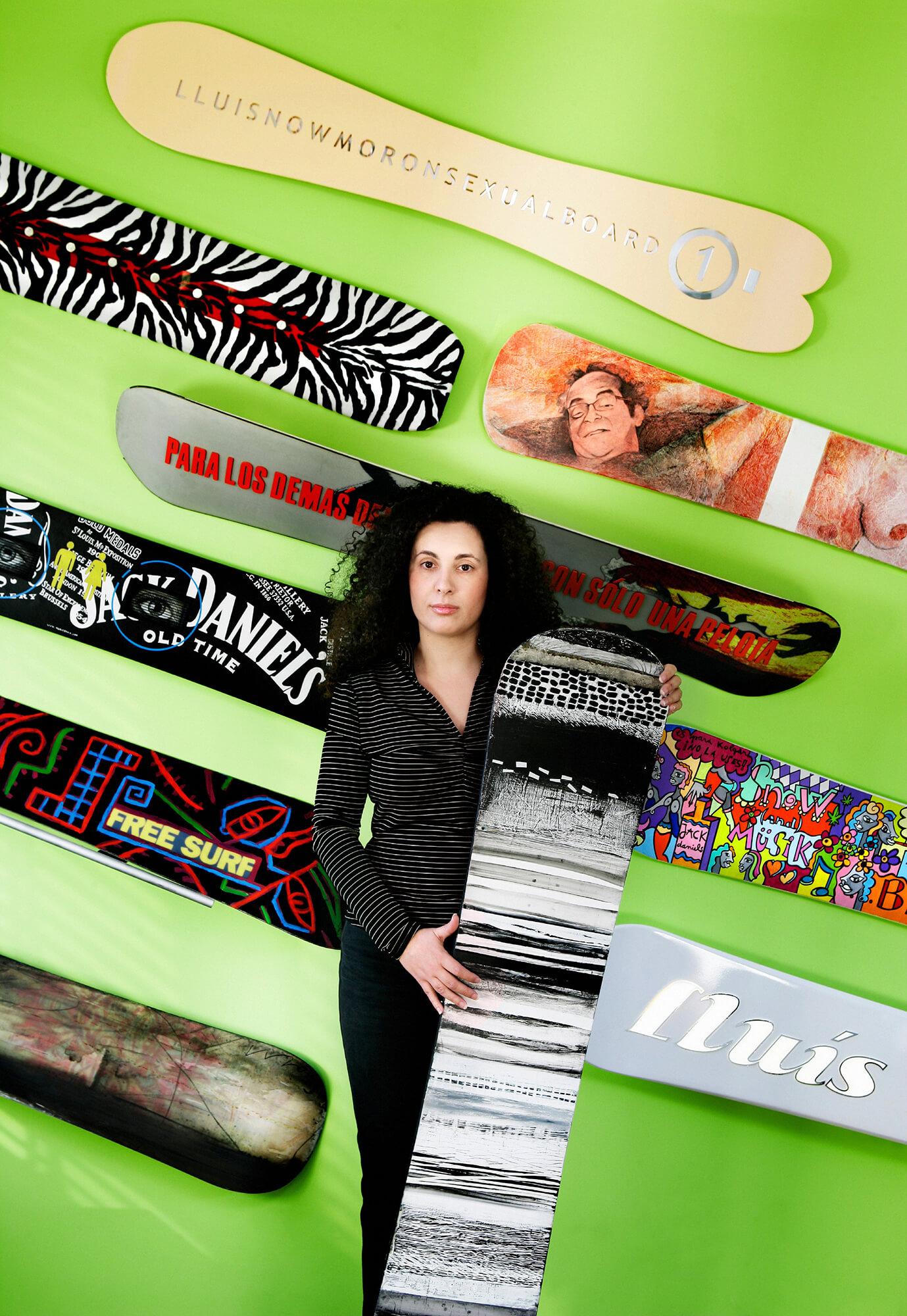 PEPA REVERTER ARTIST
