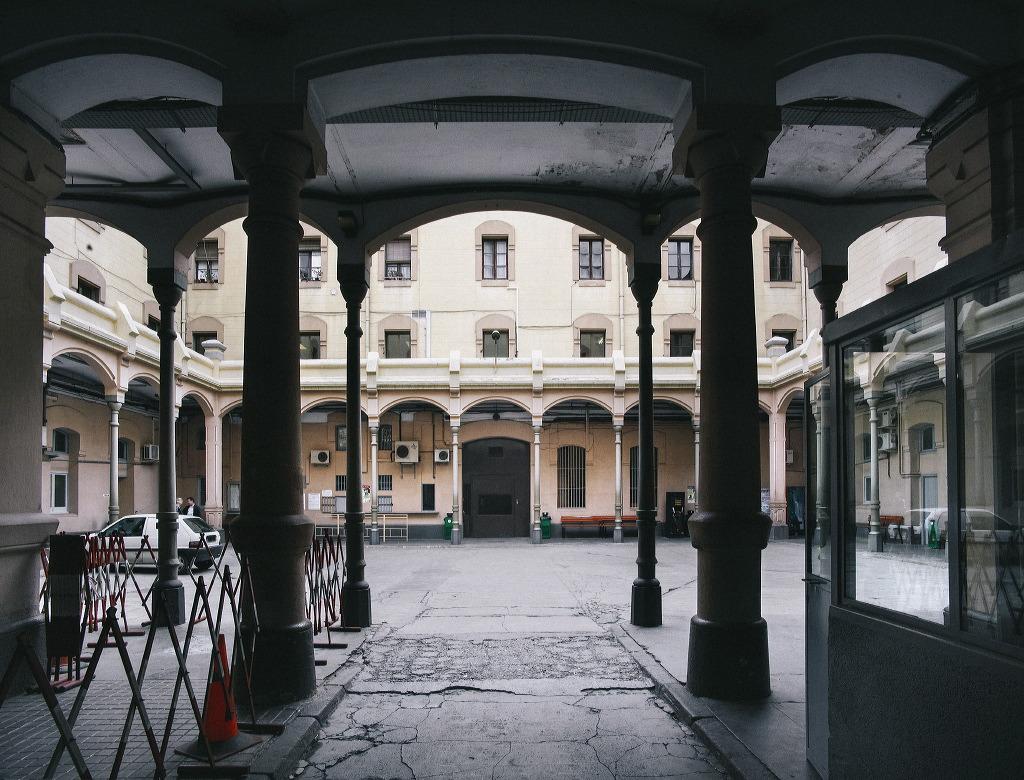 LA MODELO. Historic urban prison in Barcelona