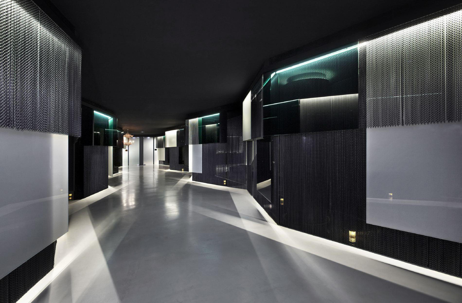 HOTEL MANDARIN ORIENTAL BARCELONA spa