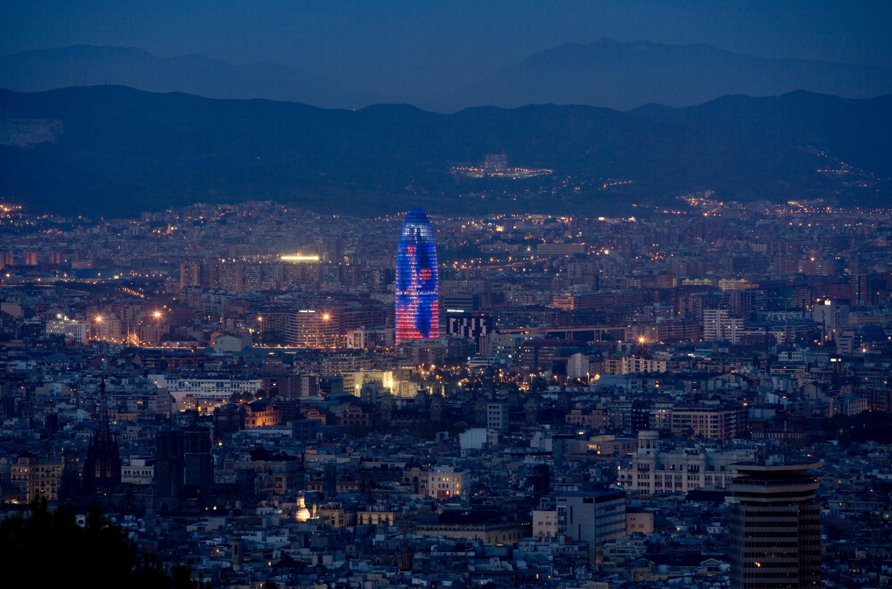 architecturephotography,barcelona,rafaelvargas photo,torre glories,merlin properties,concrete,hormigón,atelier jean nouvel,b720 arquitectos,fermín vázquez