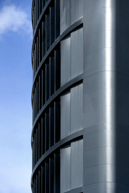 PwC Tower,Madrid,Rubio Architecture